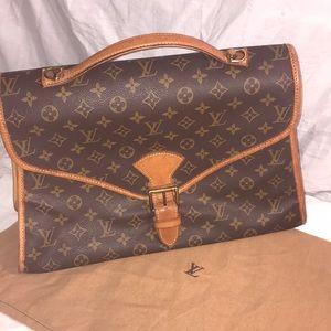 GUC Louis Vuitton Beverly Briefcase